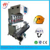6 Farbe Semi Auto Pad Printing Machinery für Helmet, Bottle, Fall Cover, Air Conditioner Cover, Pen und Box