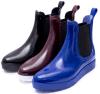 Chaussures de gelée de PVC de constructeur de chaussures de femmes