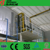 Il tipo linea della stufa di rotazione di produzione della polvere del gesso