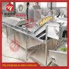 주문을 받아서 만들어지는 냉각 기계를 미리 조리하는 공장 직매 감자 조각