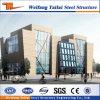 Construction de structure métallique pour le gymnase de la construction