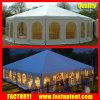 Tienda árabe del acontecimiento de la iglesia de la luz de la tienda de la Multi-Cara con el diámetro los 6m los 8m 10m el 12m