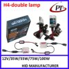C.C. 12V 24V 35W 55W 75W Xenon HID Kit H7 H4 H1 H3 H11 9005 da C.A. superior de Selling e de Highquality 9006 880 881