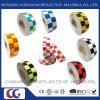 Heißes verkaufendes multi Farben-Checkered warnendes reflektierendes Sicherheits-Band (C3500-G)