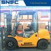 Forklift Diesel de Snsc 3ton com preço hidráulico automático da transmissão