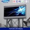 Pantalla de visualización al aire libre video de LED de la pared P6 SMD de la alta definición