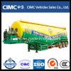 Cimc 50 톤 3 차축 시멘트 탱크
