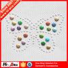 Череп Hotfix Rhinestone больше чем 100 проданный лицензию цветов магазинов различный