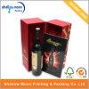 Contenitori personalizzati di vetro di vino del cartone (QYZ372)