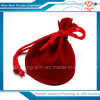 Drawstring al por mayor Bag Velvet Pouch Bag para Jewelry