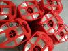Bandes d'acier inoxydable de 5/8 pouce en emballage en plastique