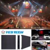 LED interattivo Dance Floor per la cerimonia nuziale, partito, fase, barra, randello di notte