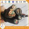 Cable de UL62 Sjoow para el mercado de los E.E.U.U.