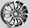 F9882 Land Rover 20X9 22X9.5 5/120 Carro Jantes de alumínio
