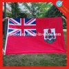Cheap hecho personalizado de Impresión Digital Publicidad banderas