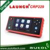 Launch Creader Crp229 Touch del sistema Android 5.0 completo analizador de diagnóstico OBD2 Herramienta de diagnóstico Small-Sized original