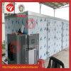Túnel-Tipo técnico equipo de sequía de la correa del aire caliente para la rebanada de Apple