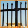 Suministro de la fábrica de hierro forjado superior lanza Picket Fence