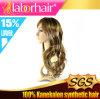 ТеплостойкNp парики 100% волос Kanekalon синтетические