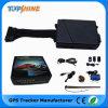 Perseguidor do GPS do veículo das motocicletas do sensor de temperatura RFID do localizador de Gapless GPS