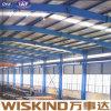 Estructura de acero fácil del bajo costo de la instalación con el certificado de ISO/SGS/BV