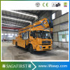 14m Special Work Truck Custom Hydraulic Aerial Vehicle Cage