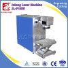 Liaocheng Julong 10W 20W 30Wの携帯用ファイバーレーザーのマーキング機械