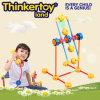 Soft Play de la maternelle à l'intérieur des blocs de jouets éducatifs bâtiment