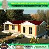 Дом дешевой семьи конструкции дома домов Prefab самомоднейшей живущий Prefab