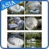 Aufblasbare Blasen-Baum -Zelt für Camping, Outdoor-Camping Klar Kuppelzelt