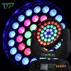 Indicatore luminoso della fase della lavata LED di alone dello zoom 36*10W 4in1 di RGBW