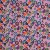 Oxford 600D tissu de polyester d'impression avec le PVC/PU (XQ-358)