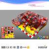 Спортивная площадка пластичного материала Playgrgound оборудования темы цирка крытая