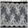 Garniture française de lacet de rayonne ene ivoire pour la robe de mariage de l'usine Vc-503bc de Guangzhou