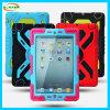 caisse colorée de couverture d'ordinateur portatif de la protection 3-Layers pour l'iPad mini