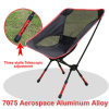 Camping Beach Fishing Outdoor Camping Fishing Chairのための折るChair