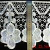 merletto chimico della guarnizione di 22.5cm, guarnizione L020 del merletto