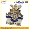 Distintivo di nome su ordinazione del metallo