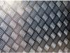 Assoalho Não-Slip Aluminium Tread Plate 1050 com 5 Bar, Diamond Pattern