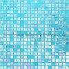 Piscina Mozaiki, disegno di vetro delle mattonelle di Mosaico