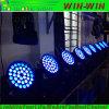 Luz principal movente da lavagem da lavagem 36X12W do diodo emissor de luz de Multilighting