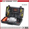 12V Pomp van de Compressor van de Lucht van gelijkstroom de Draagbare Elektrische Auto aan 100 Psi met Adapters