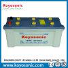 N150 acidificados ao chumbo secam a bateria automotriz cobrada 12V 150ah da bateria de carro