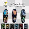 Estilo de varias piezas de MOTO MOTOCICLETA Conjunto de asiento de patrón de impresión 3D