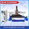 파란 코끼리 CNC 2050년 가죽 양탄자 거품을%s 공장 가격을%s 가진 전류를 고주파로 변환시키는 칼 CNC 가죽끈 절단기
