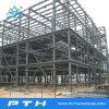 Estructura de acero diseñado profesional almacén con una fácil instalación