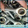 Mâle de la bonne qualité Gcr15 fileté modifiant le roulement d'embout à rotule avec le placage de zinc