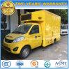 Vrachtwagen van de Hotdog van het Voedsel van Foton 4X2 de Mobiele 3 Ton vent Voertuig