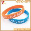 2017 Wristband/braccialetti caldi del silicone di modo di vendita