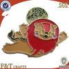 Forma de animal lindo personalizado insignia metálica (fdbg0013J)